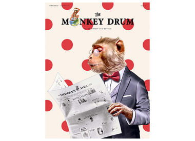 The Monkey Drum Edition 4